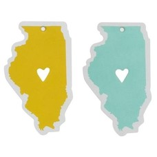About Face Designs State of Mine Car Air Freshners Illinois