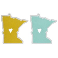 About Face Designs State of Mine Car Air Freshners Minnesota