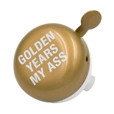 About Face Designs Golden Years Bike Bell