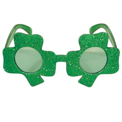 Shamrock Glasses