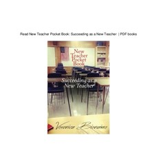 Veronica Bienaime New Teacher Pocket Book
