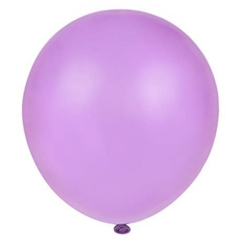 *Spring Lavender 72ct Latex Balloons