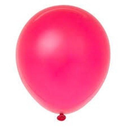 *Magenta 72ct Latex Balloons