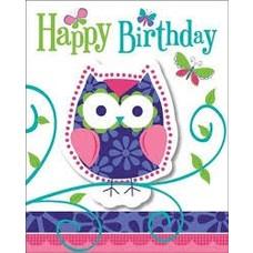 *Owl Pal Invitations