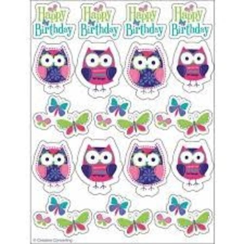 *Owl Pal Stickers