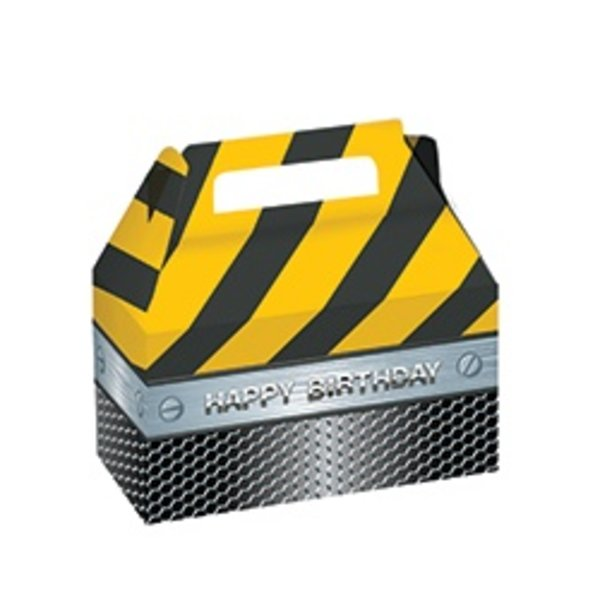 *Construction Zone Treat Boxes