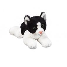 """Tuxedo Cat 8"""" Plush"""