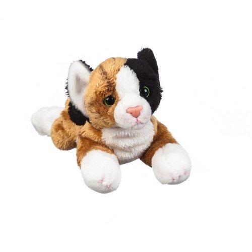 """Calico Cat 8"""" Plush"""