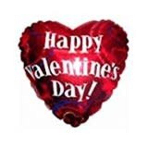 *Happy Valentine's Day Mylar