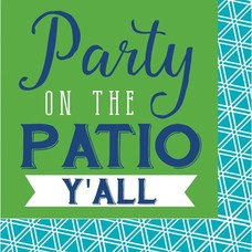 Party On The Patio Y'all
