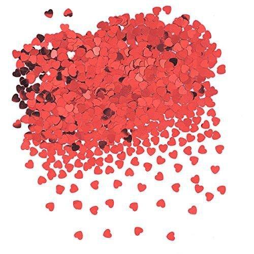 Small Heart Confetti .5oz