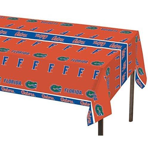 *University of Florida Gator Plastic Tablecover