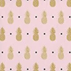 *Pineapple Wedding 16ct Beverage Napkins