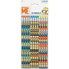 Despicable Me Pencil Party Favor