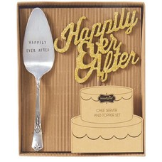 Happily Ever After Cake Server