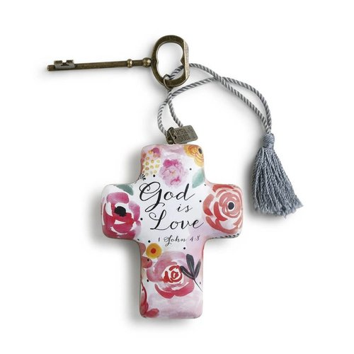 God is Love Artful Cross
