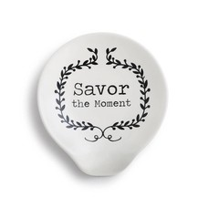 Savor the Moment Spoon Rest