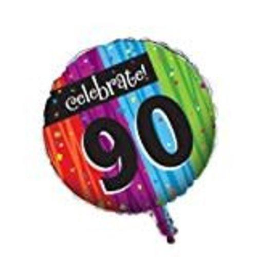 *Milestone 90 Mylar Balloon
