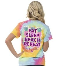 Preppy Repeat Tie Dye