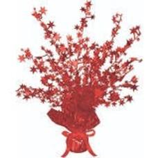 *Star Gleam N Burst Red Centerpiece