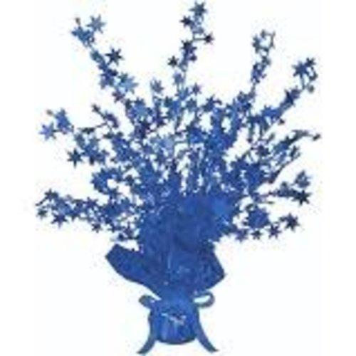 *StarGleam N Burst Blue Centerpiece
