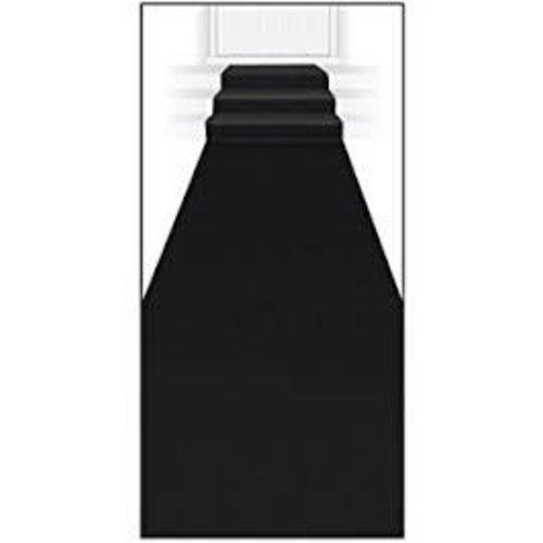 *Black Carpet 15ft  Runner