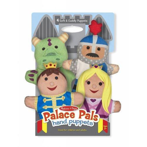 *Palace Pals Hand Puppets