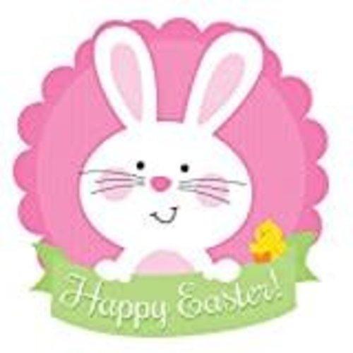 "*Easter Bunny 16"" Cutout"
