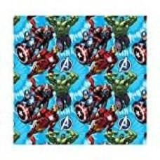 """*Marvel Avengers Gift Wrap Roll 30"""" x 5ft"""