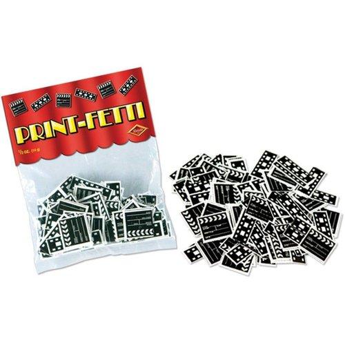 *Print-Fetti Filmstrip Confetti