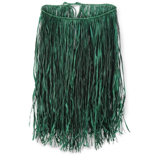 Green Hula Skirt Adult XL