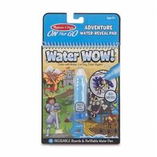Water Wow Adventure Water Reveal Pad