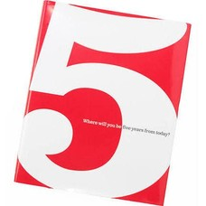 Where Will You Be in Five Years From Today Book