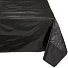 *Black Velvet 54x108 Rectangle Tablecover
