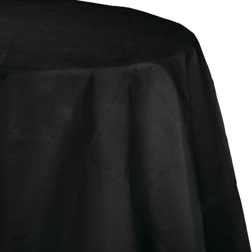 *Black Velvet Octy Round Tablecover
