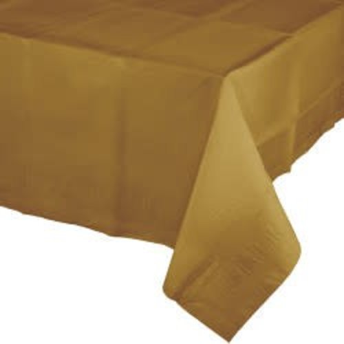 *Glittering Gold 54x108 Rectangle Tablecover
