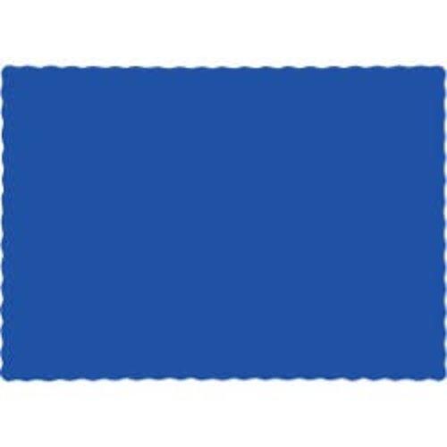 *Cobalt Placemats 50ct