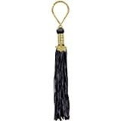 Black Grad Tassel Key Chain