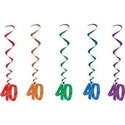 40 Birthday Whirls