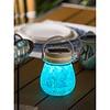 Aquamarine Firefly Solar Lantern