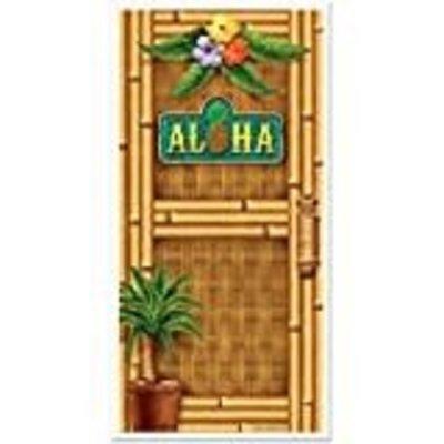 Aloha Door Banner  sc 1 st  Amys Party Store & Aloha Door Banner - Amys Party Store