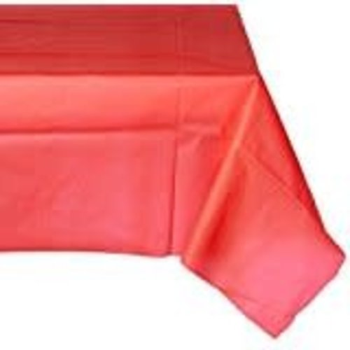 *Classic Red 54x108 Tablecover