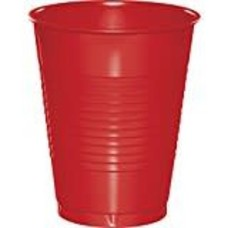 *Classic Red 16oz Plastic Cups 20ct