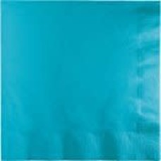 Bermuda Blue 3ply Lunch Napkins 50ct