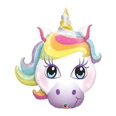 """Magical Unicorn 35"""" Jumbo Mylar"""