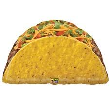 """Mighty Taco 32"""" Jumbo Mylar"""