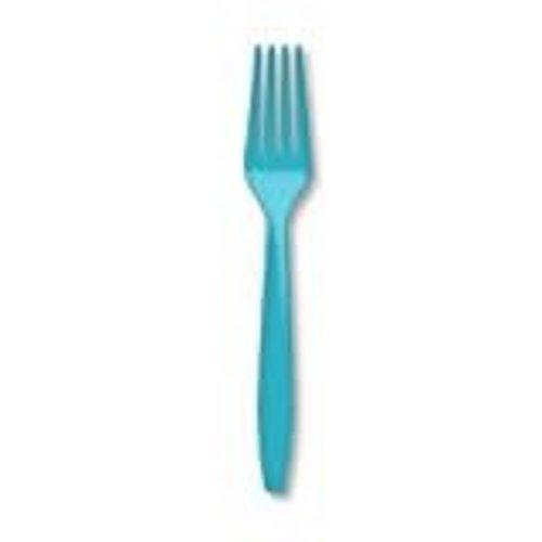 *Bermuda Blue 50ct Forks
