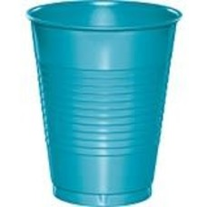 Bermuda Blue 16oz Plastic Cups 20ct