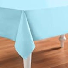 *Pastel Blue 54x108 Rectangle Tablecover
