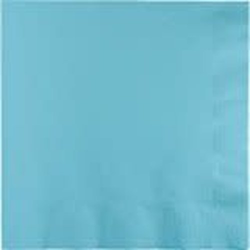Pastel Blue 3ply Lunch Napkins 50ct